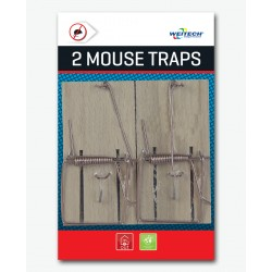 WEITECH | MOUSE TRAP duo pack