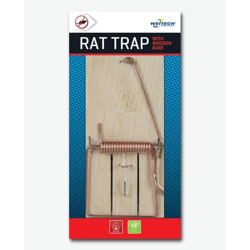 Agrandir l'image WEITECH   RAT TRAP