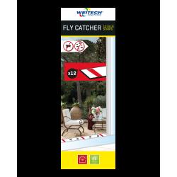 WEITECH   Fly Catcher – 12 Glue strips