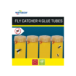 WEITECH | Fly Catcher – 4 Glue tubes