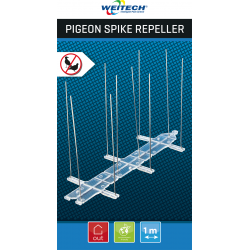 WEITECH | PIGEON SPIKE REPELLER