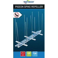 WEITECH | PIGEON SPIKE REPELLER